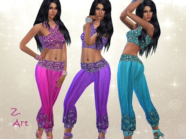 Bollylook II Set by Zuckerschnute20