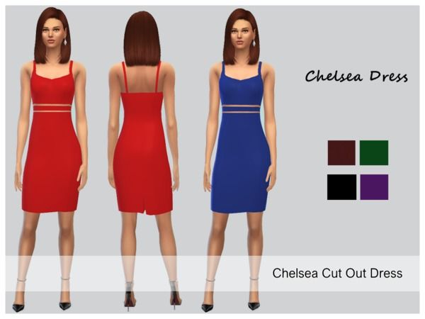 Chelsea Dress by Mysterious_Sim