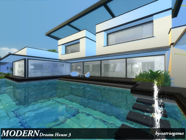 Modern Dream House 3 by satriagama