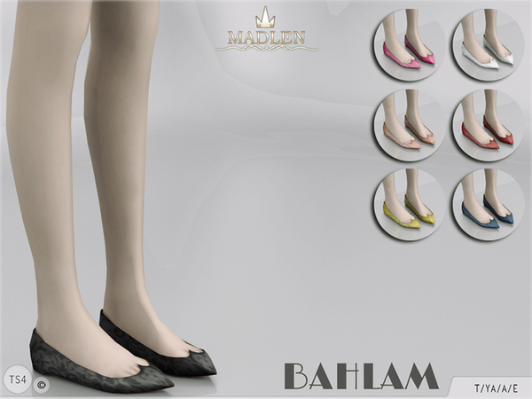 Madlen Bahlam Flats by MJ95