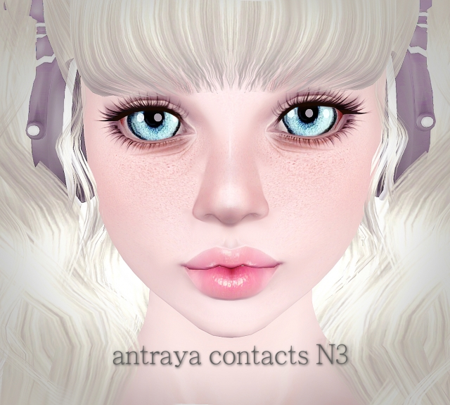 contacts №3 by antraya
