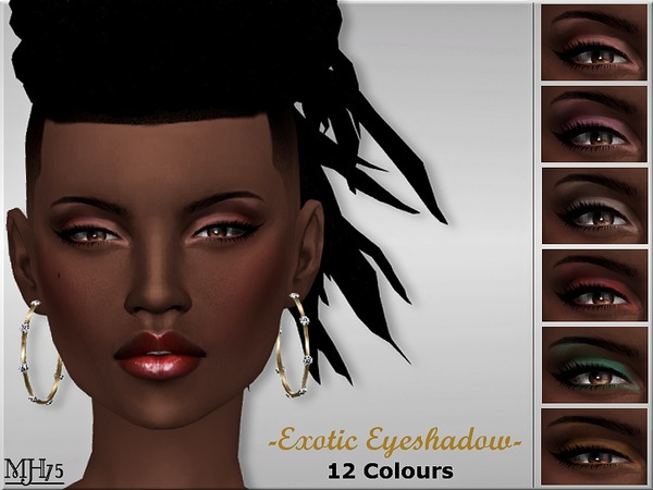 S4 Exotic Eyeshadow by Margeh-75