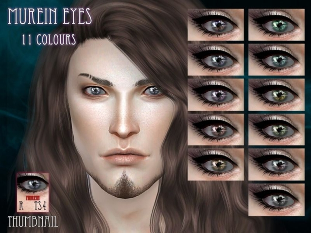 Murein Eyes by RemusSirion