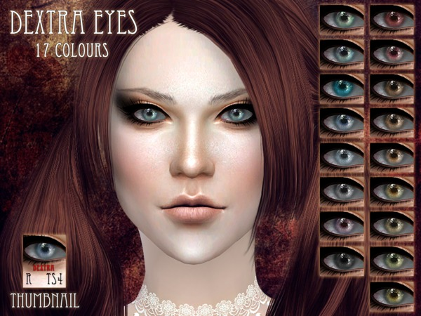Dextra Eyes by RemusSirion