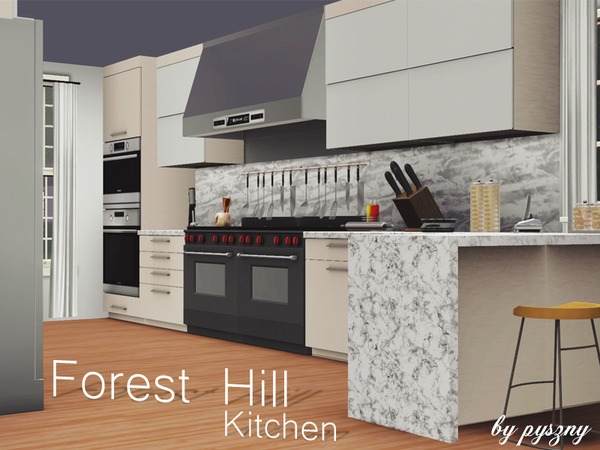 Forest Hill Kitchen by pyszny16