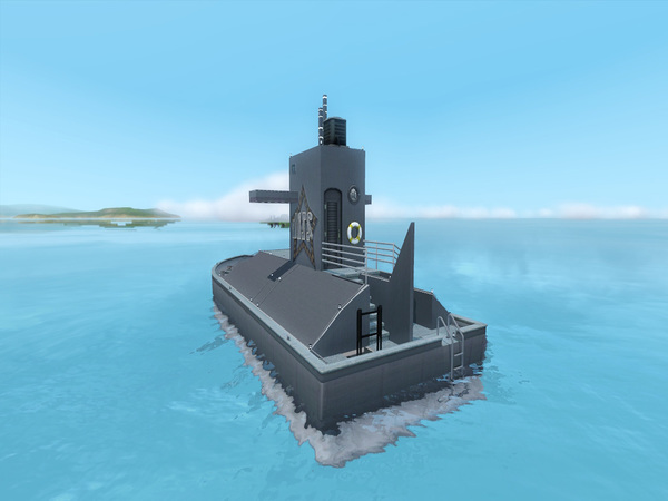 Submarine by srgmls23