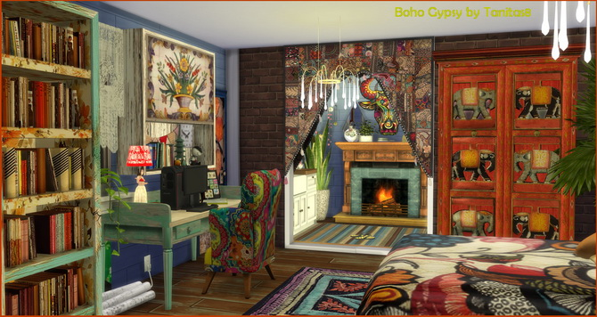 Boho Gypsy Lot by Tanitas8