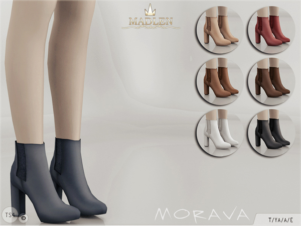 Madlen Morava Boots by MJ95