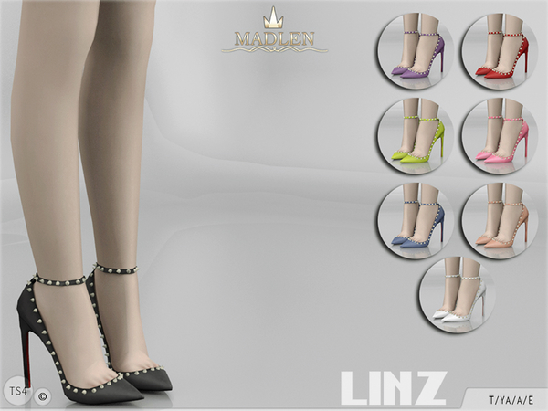 Madlen Linz Shoes by MJ95