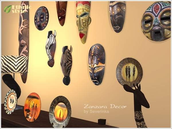 Zanzara Decor by Severinka