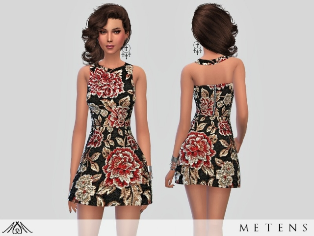 Remember - Dress by Metens
