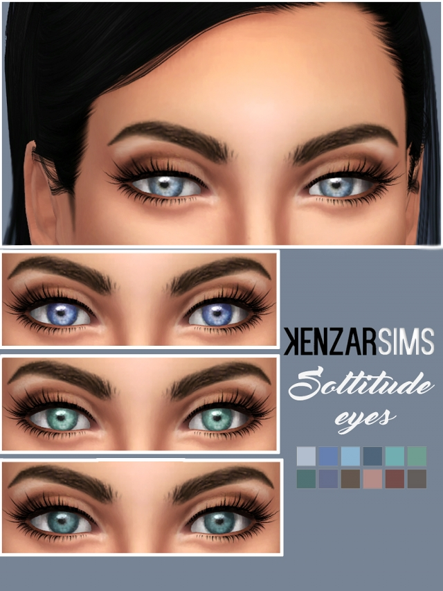 Soltitude Eyes by Kenzar
