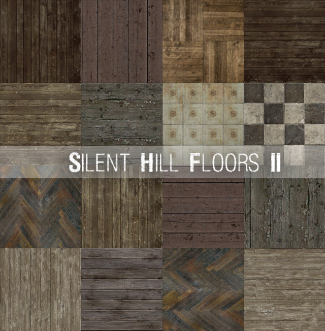 Silent Hill Floors Part II by Mimoto