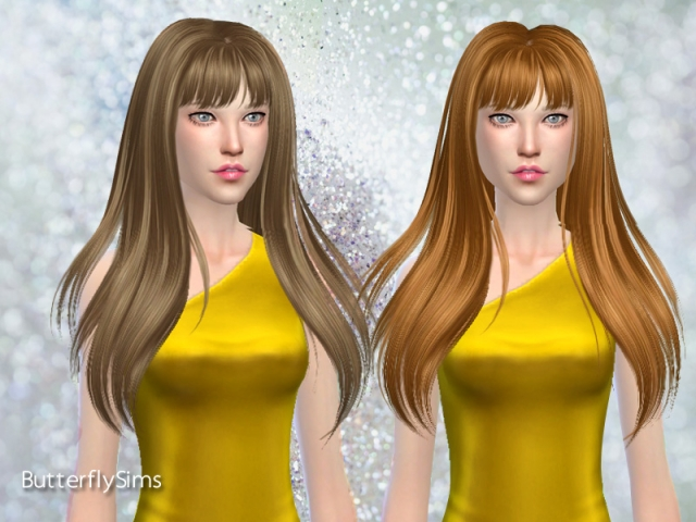 Hairstyle 189 by Butterflysims