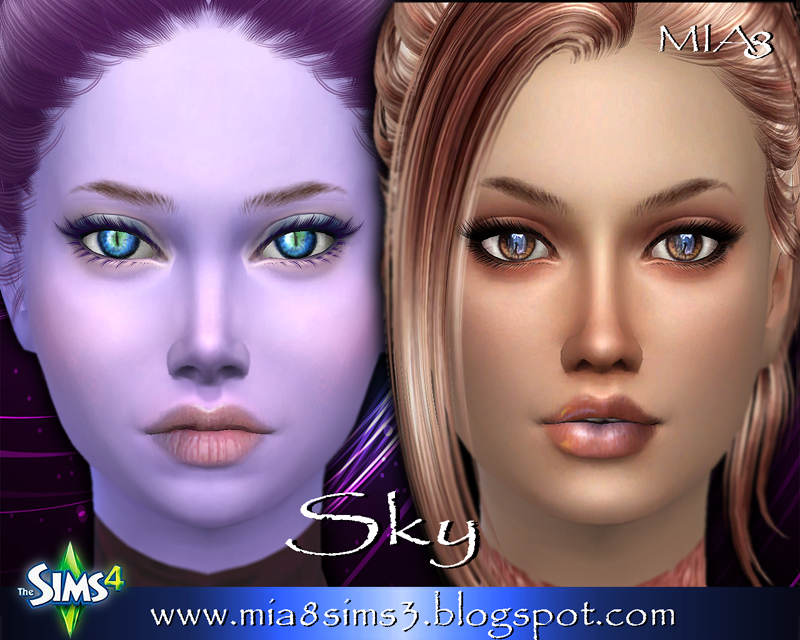 SKY (alien) by Mia8