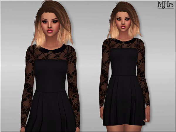 S4 Milliana Dress by Margeh-75