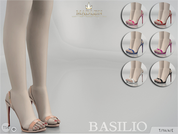 Madlen Basilio Shoes by MJ95