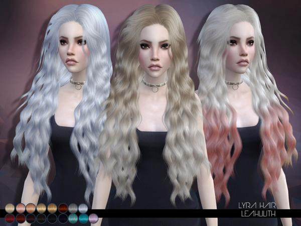 LeahLillith Lyra Hair by Leah Lillith