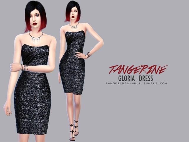 Gloria - Dress by tangerine