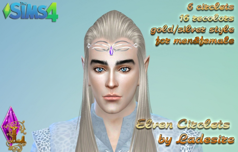 Elven Circlets by Ladesire
