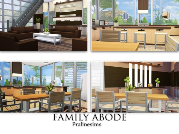 Family Abode by Pralinesims