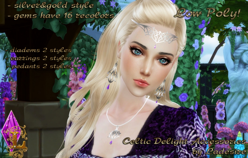 Celtic Delight Accessories by Ladesire
