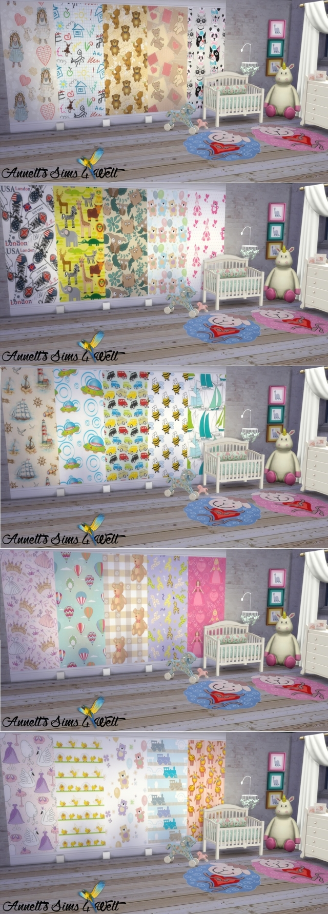 Kids Wallpapers Part 1 by annett85
