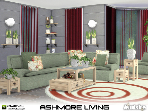 Ashmore Living by mutske