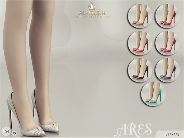 Madlen Ares Shoes by MJ95