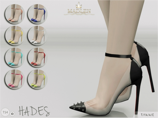 Madlen Hades Shoes by MJ95