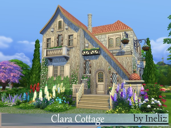 Clara Cottage by Ineliz