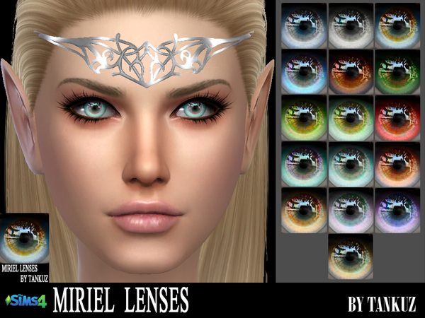 Miriel Lenses by Tankuz