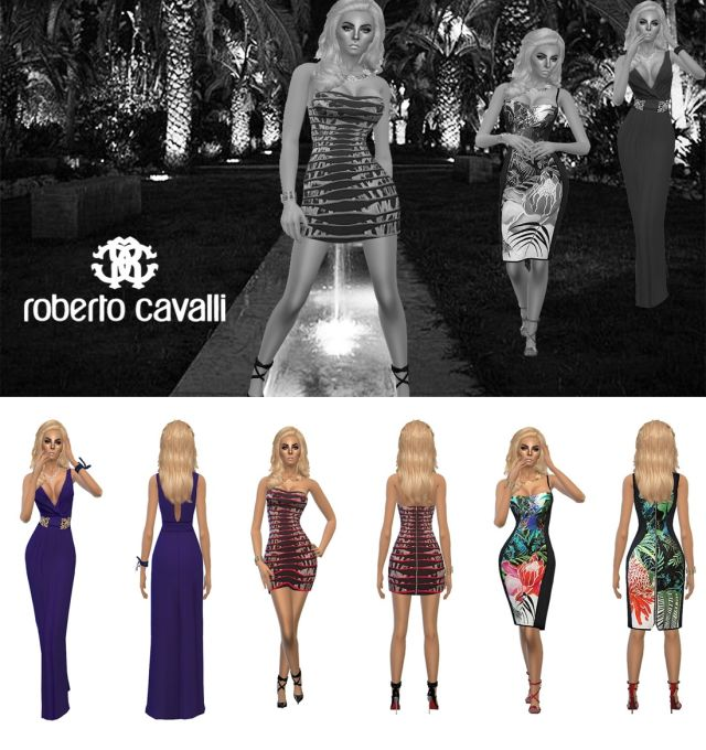 Roberto Cavalli collection by Rhowc
