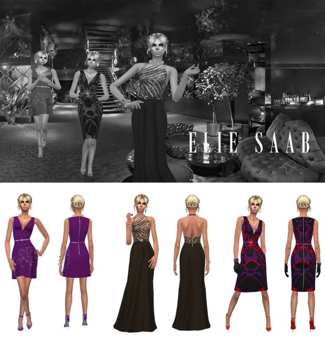 Elie Saab Collection by Rhowc