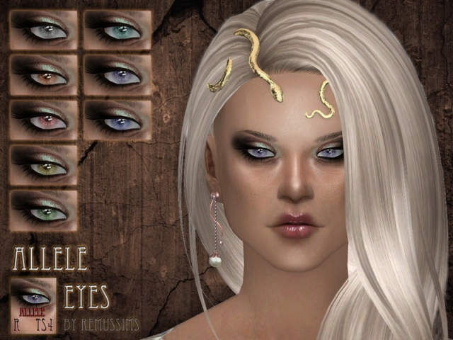 Allele Eyes by RemusSirion