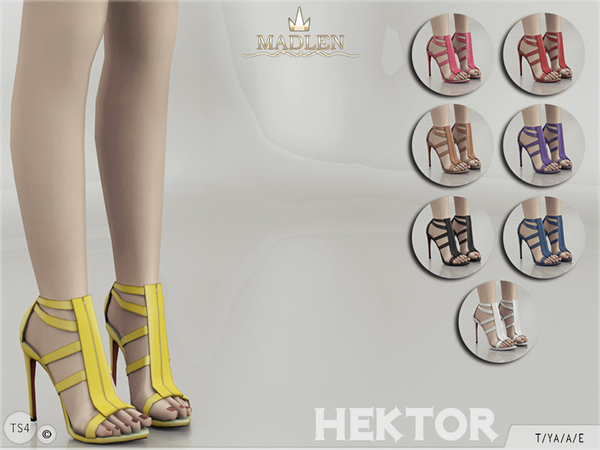 Madlen Hektor Shoes by MJ95