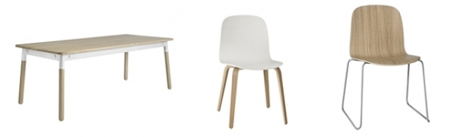 TS3 Muuto Nordic Dining Set Conversion by MXIMS