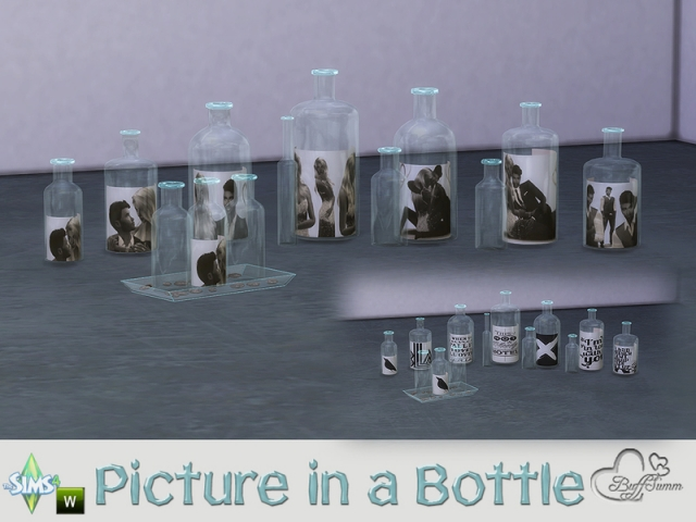 Picture in a Bottle от BuffSumm