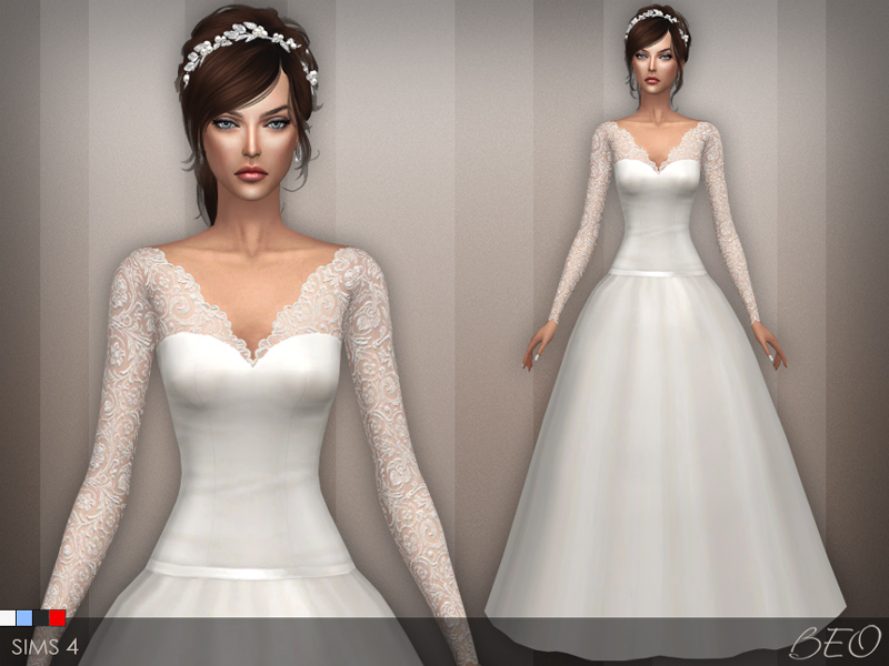 Wedding dress 25 V.2 by BEO