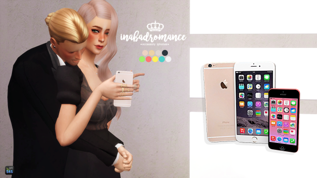 Accessory Iphones (new, random models) by Inabadromance