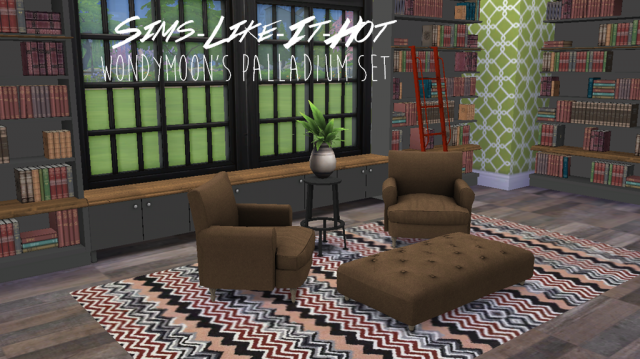 Palladium living set от Sims-Like-It-Hot