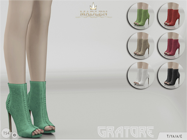 Madlen Gratore Shoes by MJ95
