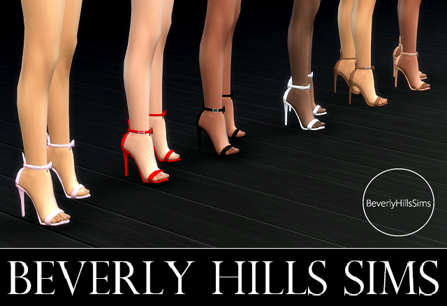 Madlen Casoria Recolors by BeverlyHillsSims