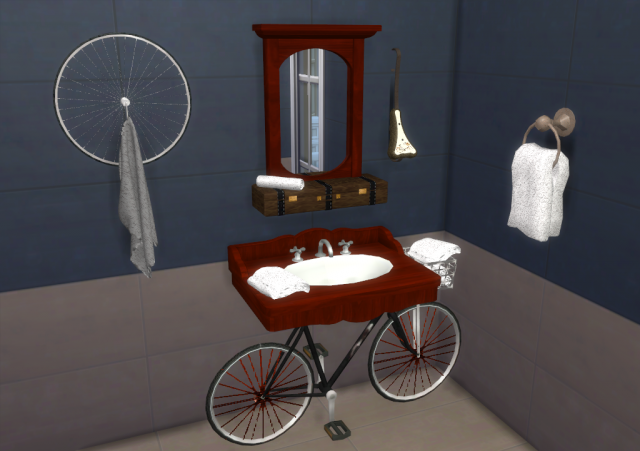 ts3-ts4 Benjamin Bathroom Conversion by EnureSims