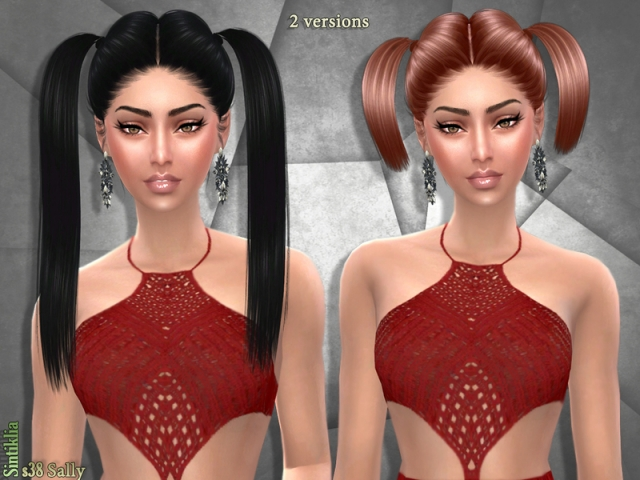Hair set s38 Sally by Sintiklia