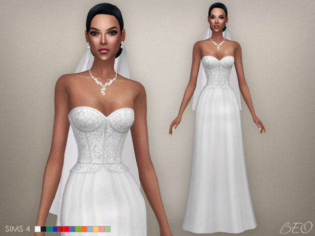 CRISTINA COLLECTION - WEDDING DRESS by BEO