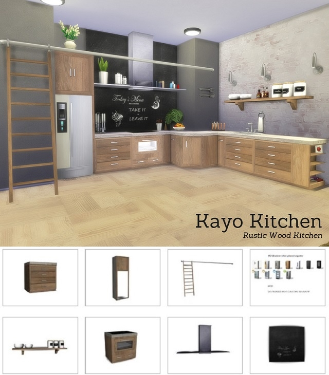 Kayo Kitchen by Angela