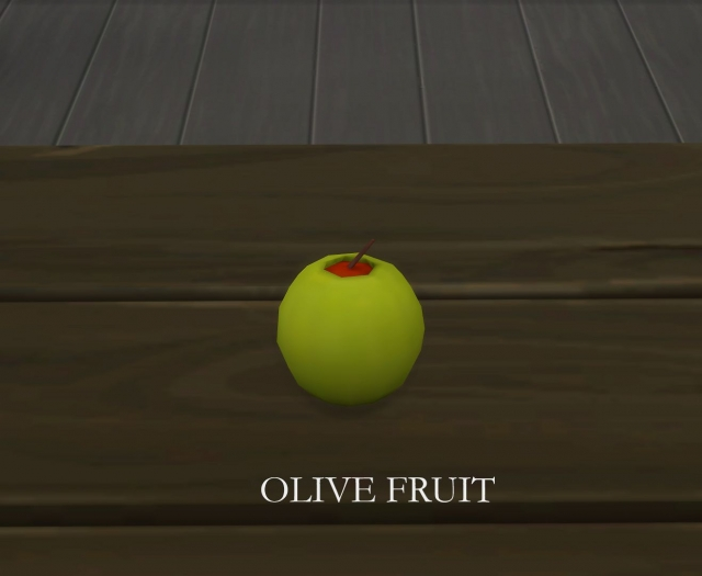 Harvestable Olive Tree от icemunmun