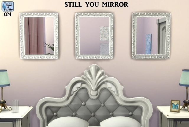 Still You Mirror by OM