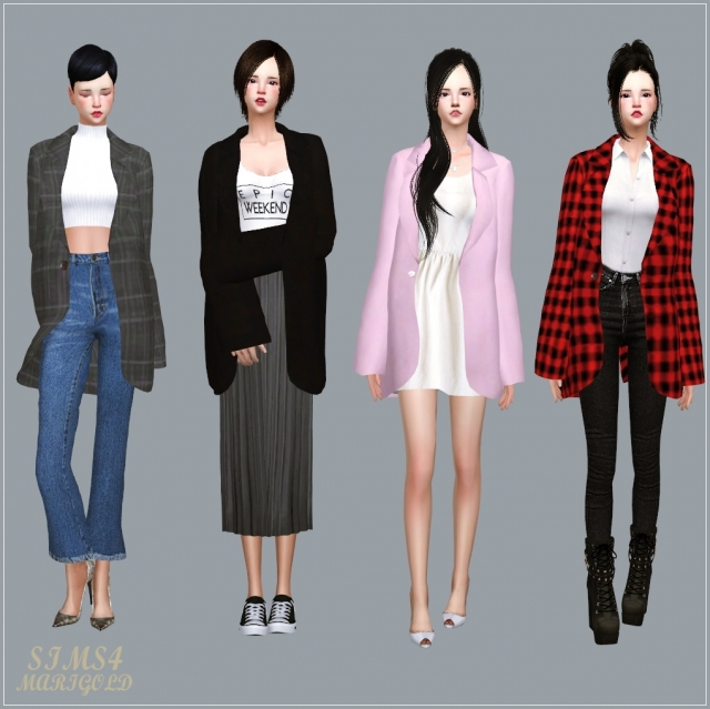 ACC_Mannish Jacket by marigold